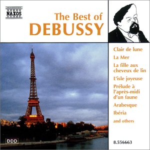 Various - The Best Of - The Best Of Debussy