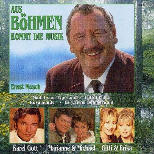 Various - Aus Böhmen Kommt die Musik