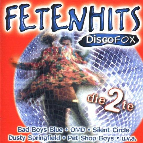 Various - Fetenhits - Discofox die 2te