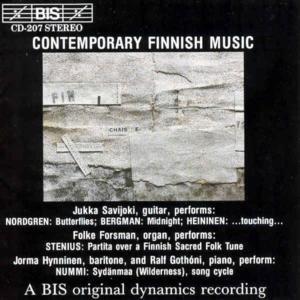 Jukka Savijoki - Zeitgenössische Finnische Musik