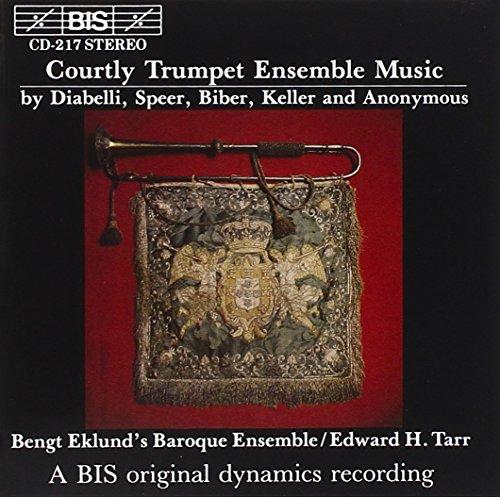 Edward Tarr - Höfische Trompeten-Ensemble-Musik