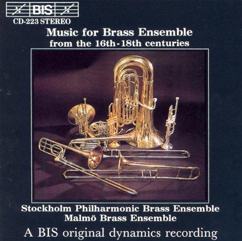 Malmö Brass Ensemble - Musik für Bläser-Ensemble