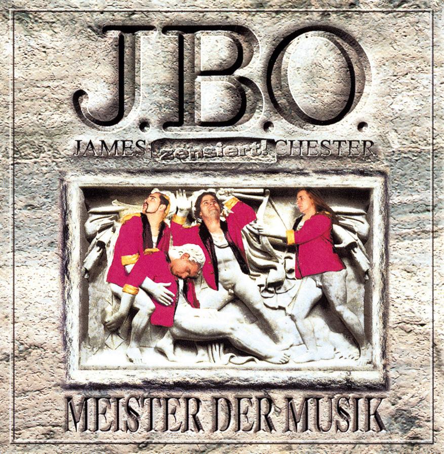 J.B.O. - James Blast Orchester - Meister der Musik
