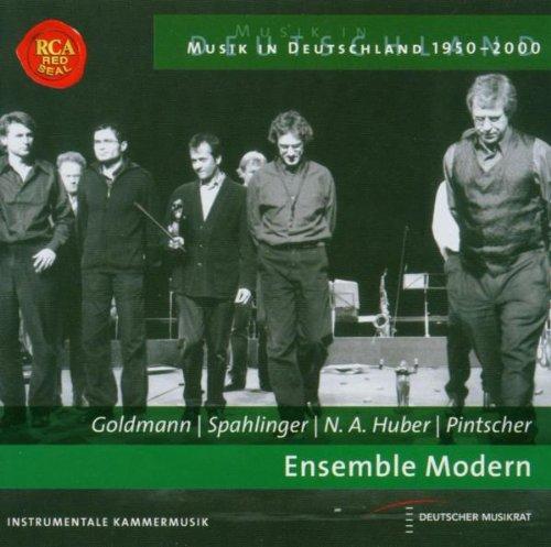 Various - Musik in Deutschl./Ens.Modern