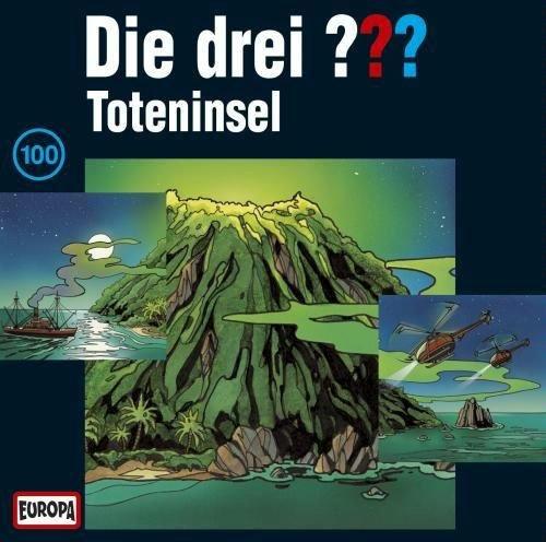 Die drei ???: Folge 100 - Toteninsel [3 CDs]