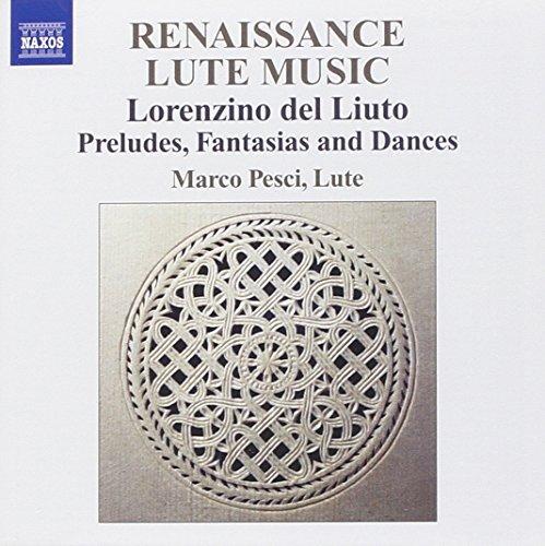 Marco Pesci - Lautenmusik der Renaissance