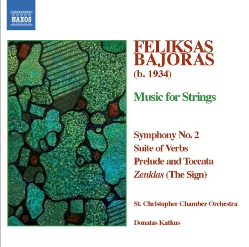 Donatas Katkus - Musik für Streicher