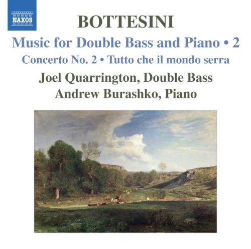Joel Quarrington - Musik für Kontrabass und Kla...