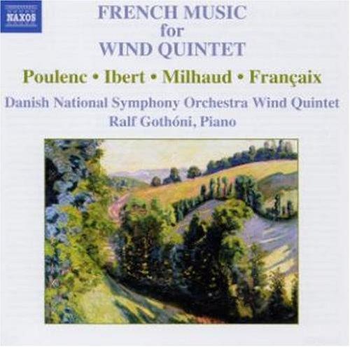Bläserquintett des Dnso - Französ. Musik F. Blä...