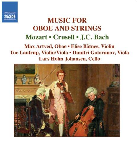 Artved - Musik für Oboe und Streicher