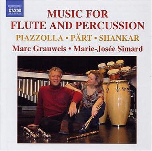 Marc Grauwels - Musik für Flöte und Schlagzeug
