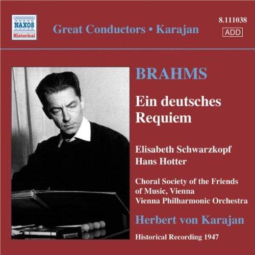 Karajan - Ein Deutsches Requiem