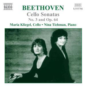 Maria Kliegel - Musik für Cello & Klavier
