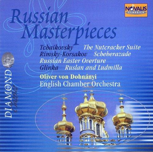 Oliver Von Dohnanyi - Diamond Classics - Russia...