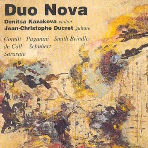 Duo Nova - Musik für Violine und Gitarre