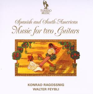 Konrad Ragossnig - Span.U.Südamerik.Musik