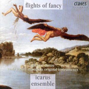 Icarus Ensemble - Frühe Italienische Musik (Ins...