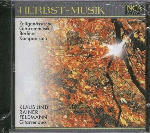 Klaus Feldmann - Herbst-Musik - Zeitgenössische...