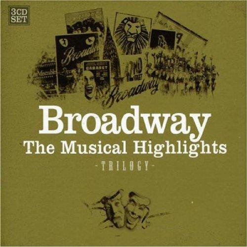 Various - Broadway-Musical Highlights