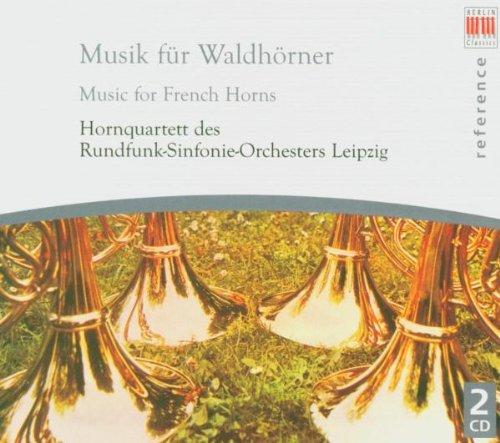 Hornquartett des Rsol - Musik für Waldhörner