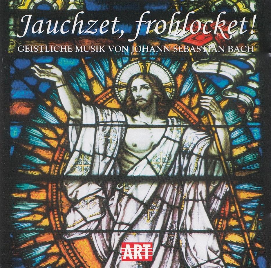 Dresdner Kreuzchor - Jauchzet, frohlocket! Geis...
