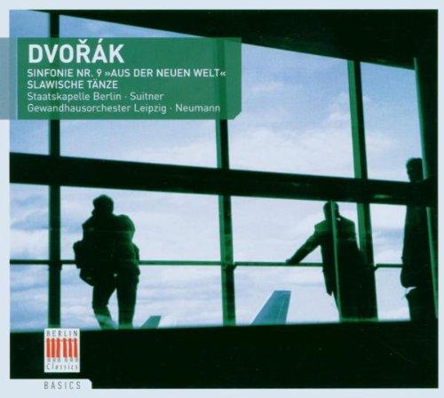 Sb - Dvorak:Sinfonie 9/Slaw.Tänz