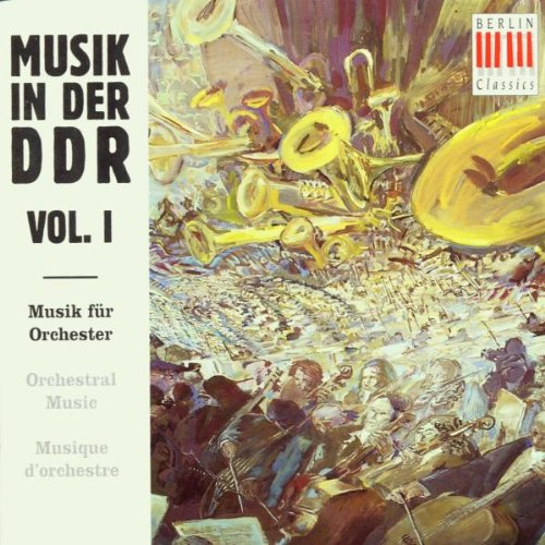 K. Sanderling - Musik in der DDR Vol. 1