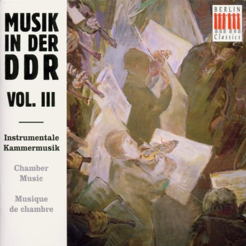 M. Pommer - Musik in der DDR Vol. 3 (Instrument...