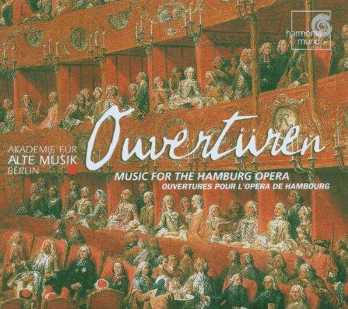 Akadamie für Alte Musik Berlin - Ouvertüren für...