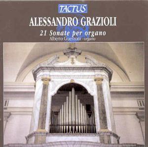 Alberto Guerzoni - 21 Sonaten für Orgel
