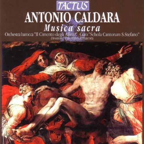 Valentino Ermacora - Geistliche Musik