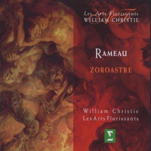 Mark Padmore - Rameau - Zoroastre / Padmore, Berg, Méchaly, Panzarella, Lécroart, Bazola, Bonnet, Révidat, Les Arts Florissants, Christie