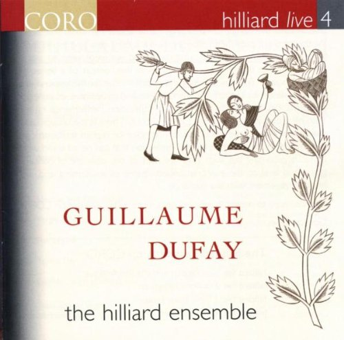 the Hilliard Ensemble - Hilliard Live Vol.4-Flos Florum/Credo/Ave Regina/+