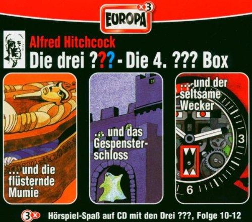 Die drei ???: Die 4. ??? Box - Folge 10-12 [3 CDs]