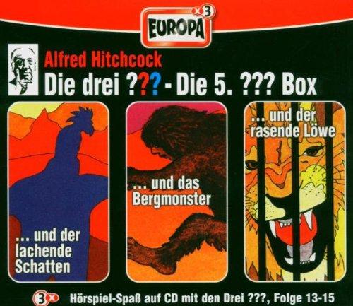 Die drei ???: Die 5. ??? Box 05 - Folge 13-15 [3 CDs]