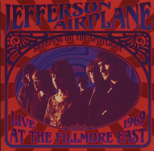 Jefferson Airplane - Sweeping Up the Spotlight
