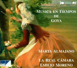 E. Moreno - Musik zur Zeit Goyas
