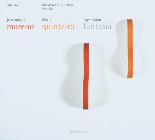 Moreno - Luys Milán: Fantasia - Musik für Vihuela