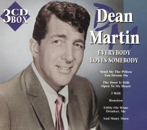 Dean Martin - Everybody Loves Somebody 3xcd