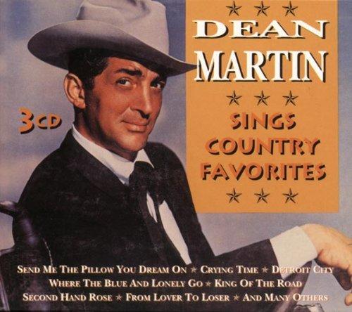 Dean Martin - Sings Country Favorites