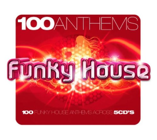 Various - 100 Anthems-Funky House