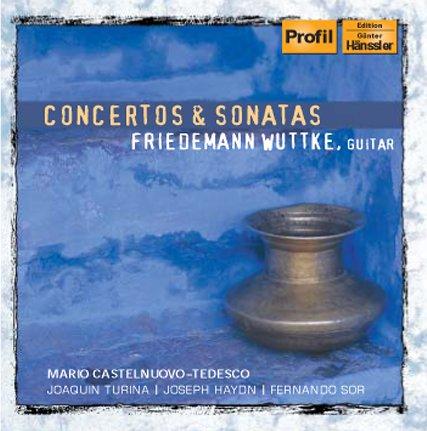 Friedemann Wuttke - Konzerte und Sonaten