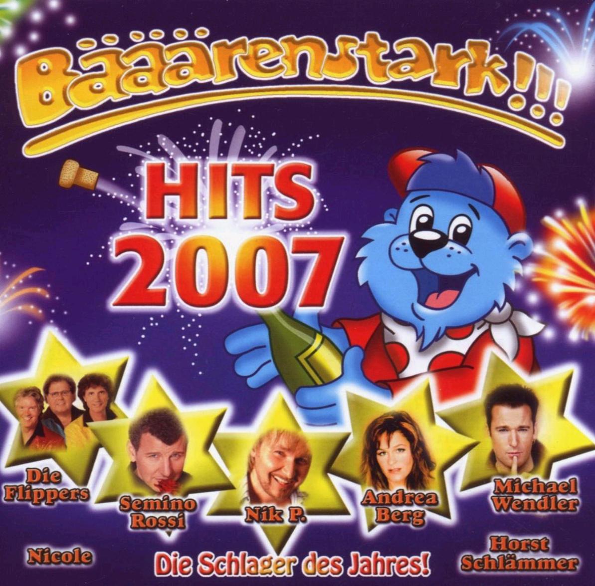 Various - Bääärenstark!!! Hits 2007