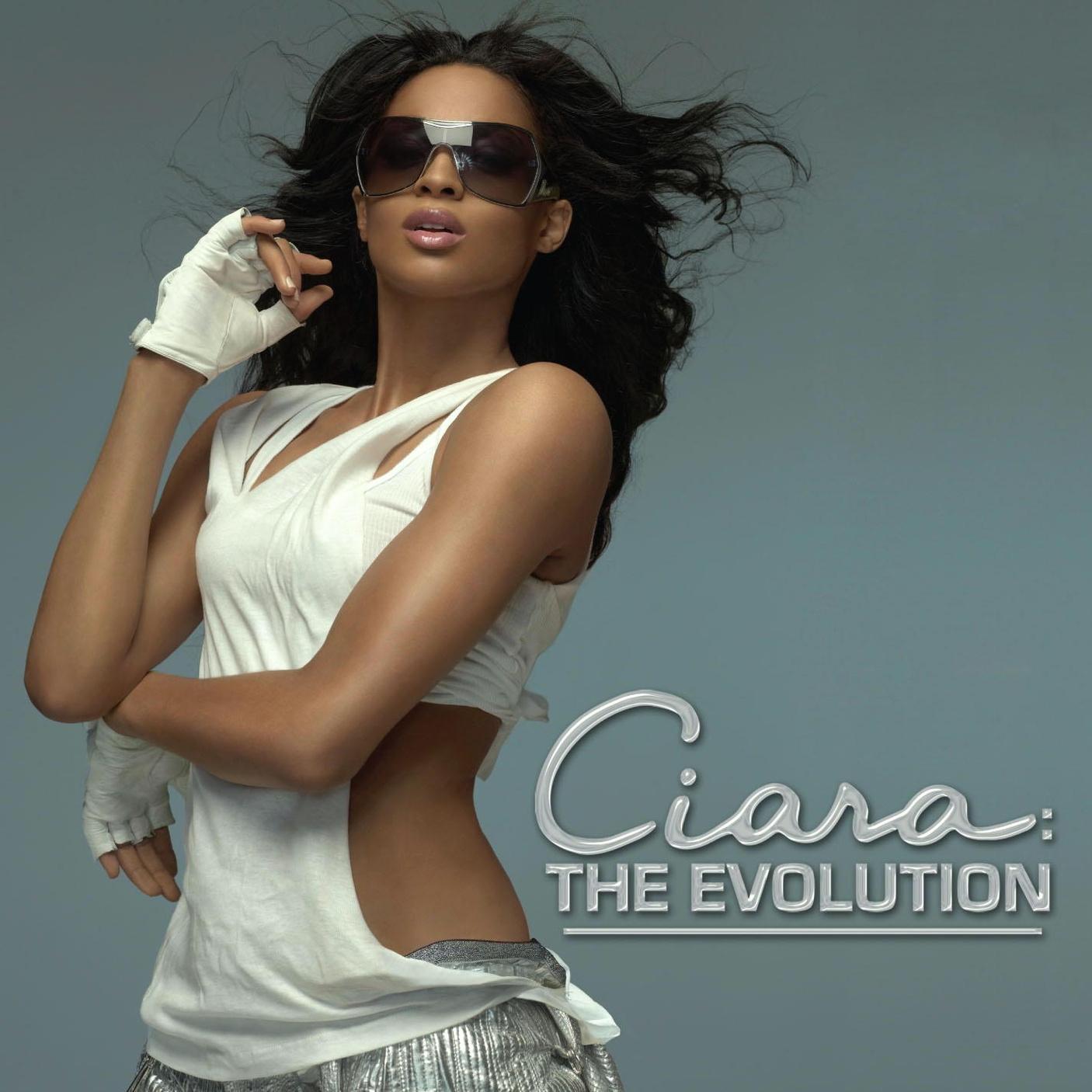Ciara - The Evolution (CD+Dvd)