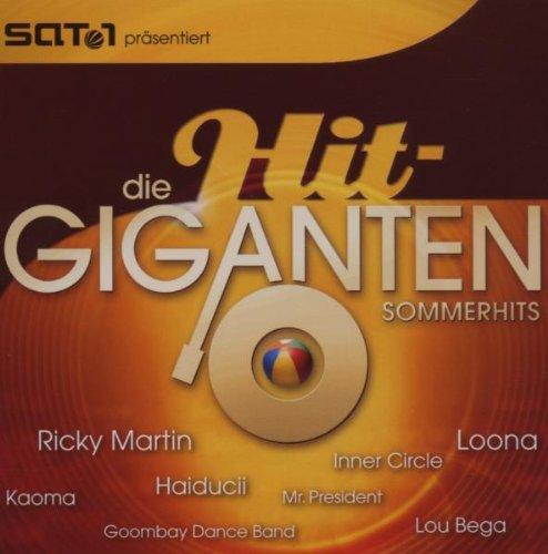 Various - Die Hit Giganten - Sommerhits