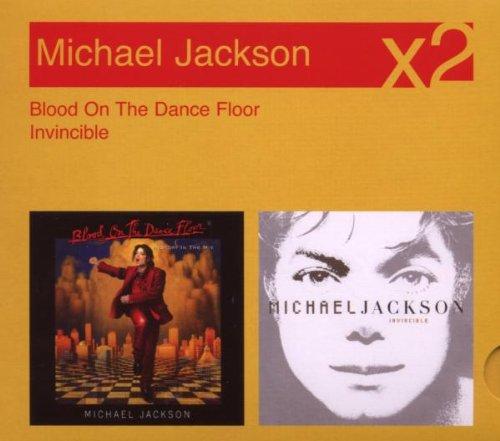 Michael Jackson - Blood on the Dancefloor/Invin...