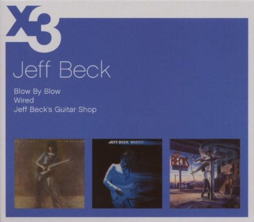 Jeff Beck - Blow By Blow/Wired/Jeff Beck´S Guit...