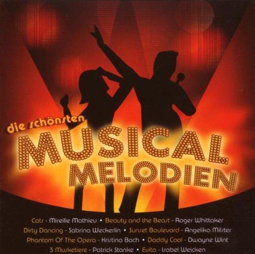 Various - Die Schönsten Musical-Melodien