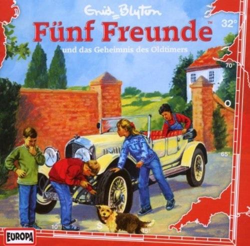 Fünf Freunde: Folge 32 - ... und das Geheimnis ...
