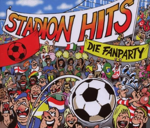 Various - Stadion Hits-die Fanparty